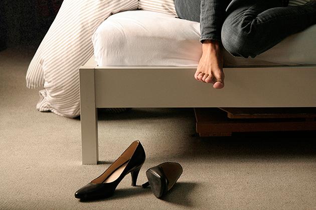 ქალის გარდერობის 10 ყველაზე საშიში ნივთი